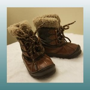 EUC Baby Gap Toddler Winter Boots
